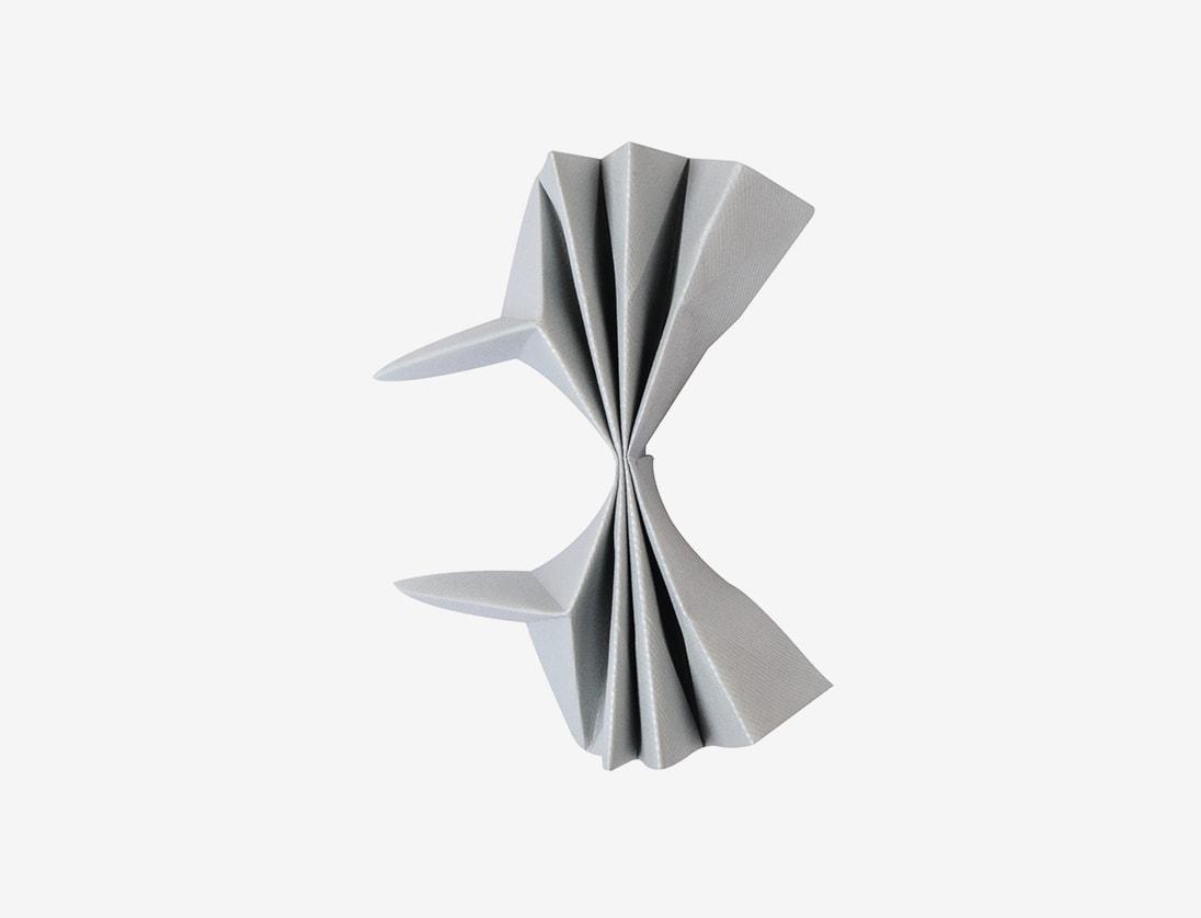 Double Star Napkin Fold | 838x1096